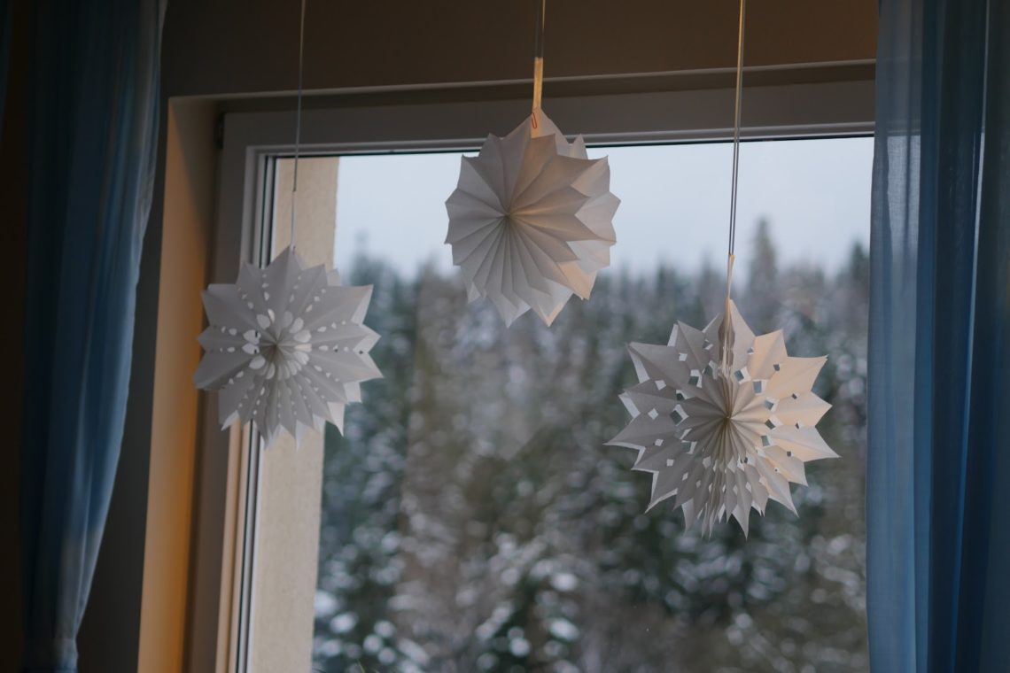 5 Minuten Winter Weihnachtsdeko Utiniswundertuete De