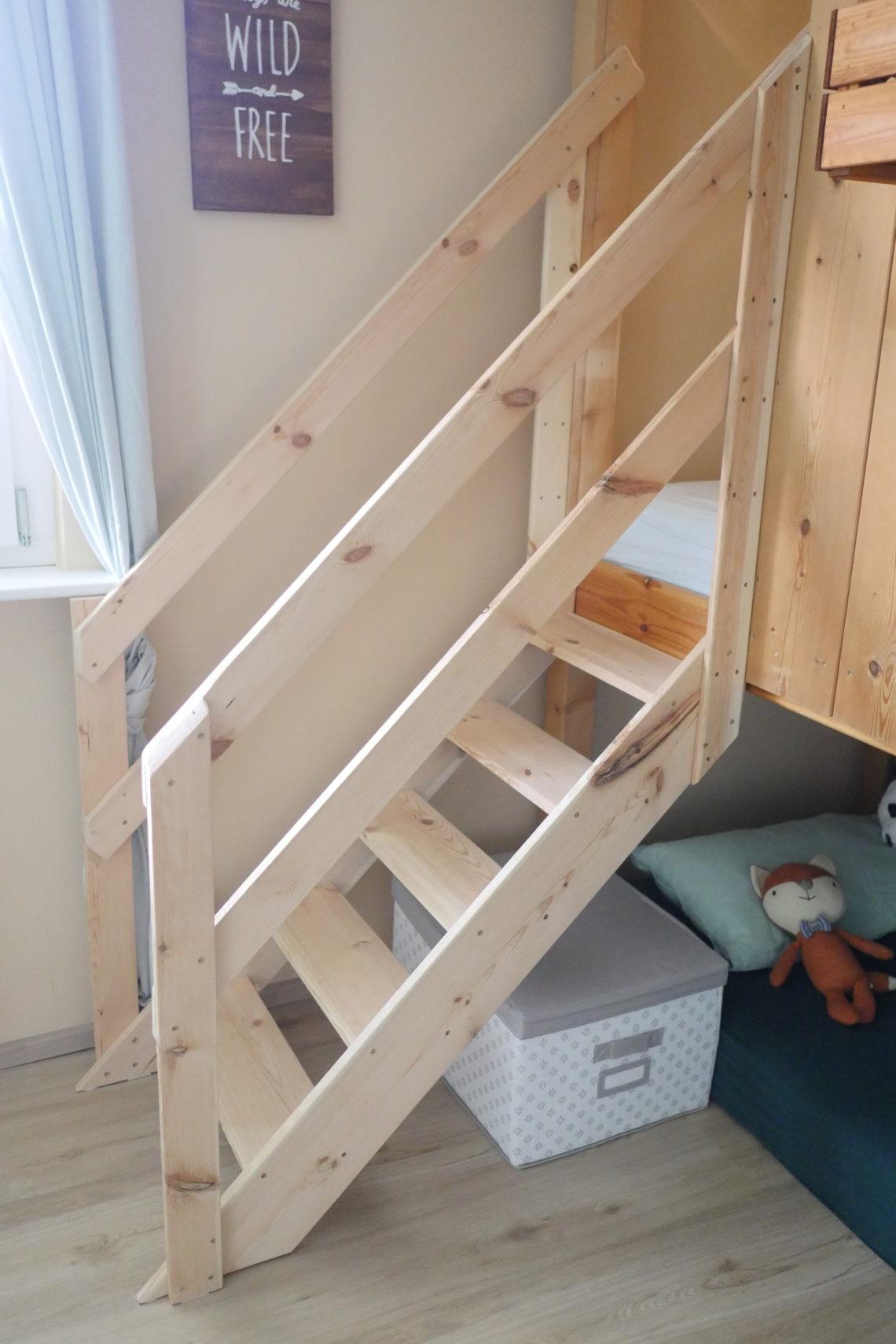 treppe bauen